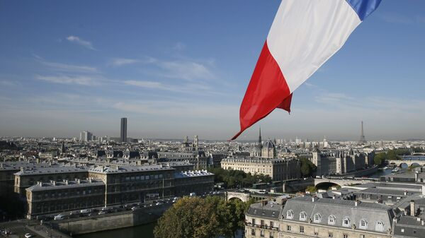 Widok na Paryż - Sputnik Polska