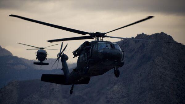 UH-60 Black Hawk - Sputnik Polska