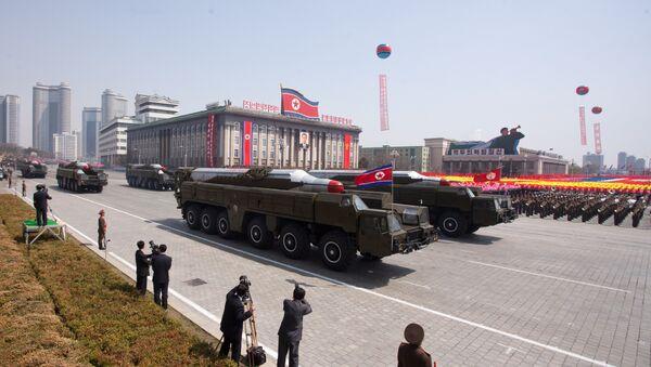 Korea Północna - Sputnik Polska