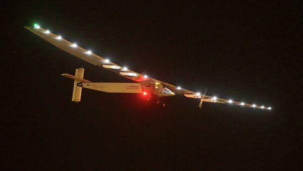 Solar Impulse 2 - Sputnik Polska