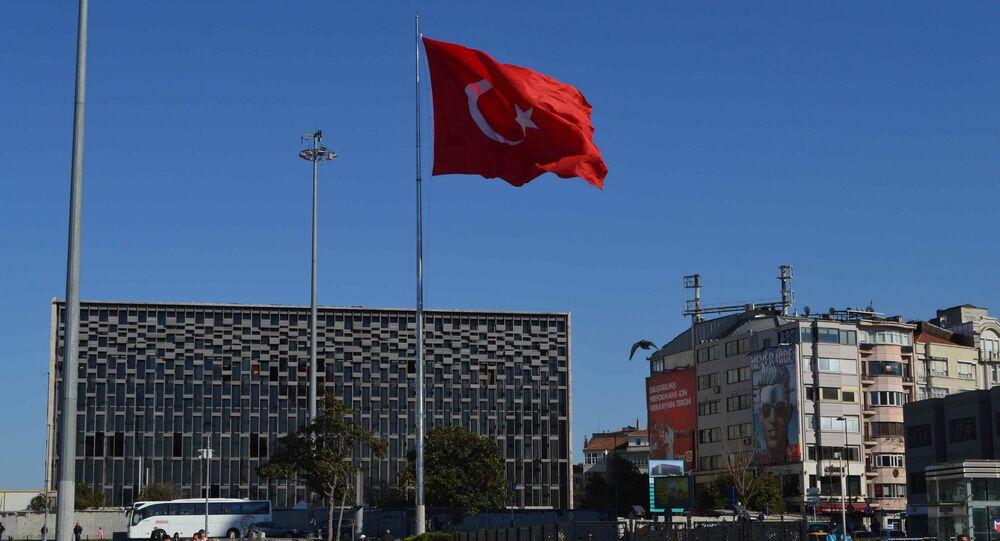 Turecka flaga