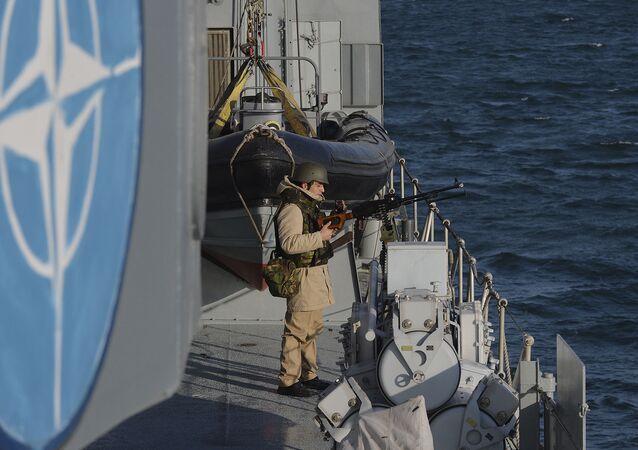 Ćwiczenia wojskowe NATO na Morzu Czarnym
