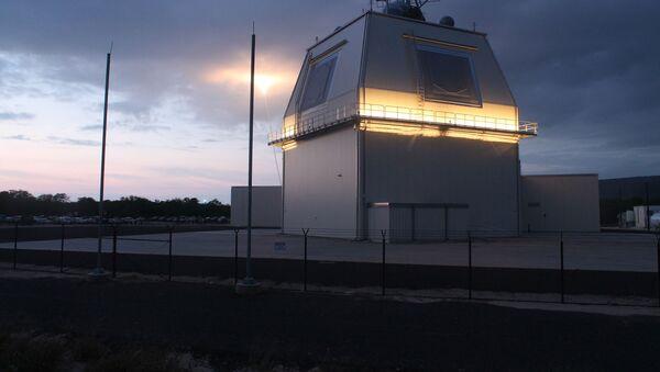Amerykański obiekt obrony antybalistycznej The Aegis Ashore Weapon System - Sputnik Polska