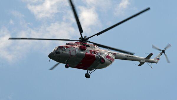 Śmigłowiec Mi-171E - Sputnik Polska