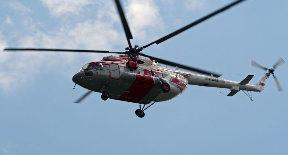 Śmigłowiec Mi-171E