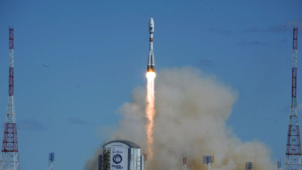 Rakieta nośna Sojuz-2.1a wystartowała dzisiaj z kosmodromu Wostocznyj - Sputnik Polska