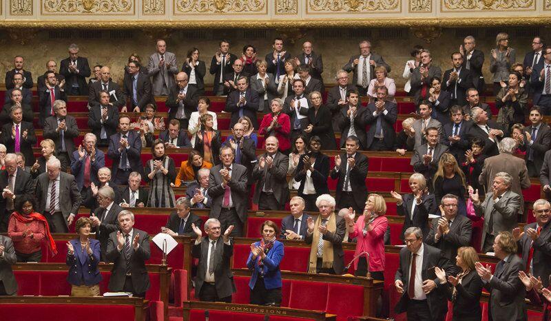 Zgromadzenie Narodowe Francji