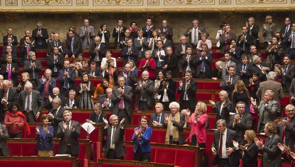 Zgromadzenie Narodowe Francji - Sputnik Polska
