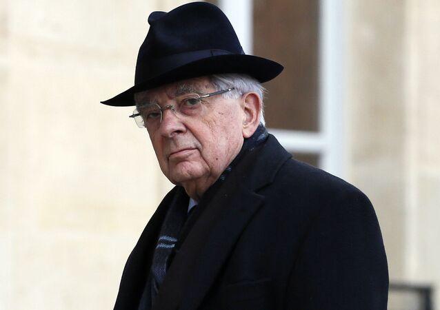 Pełnomocnik MSZ Francji ds. rozwoju relacji z Rosją Jean-Pierre Chevenement