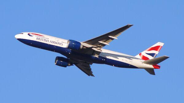 British Airways Boeing 777 - Sputnik Polska