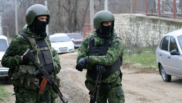 Operacja antyterrorystyczna w Dagestanie - Sputnik Polska