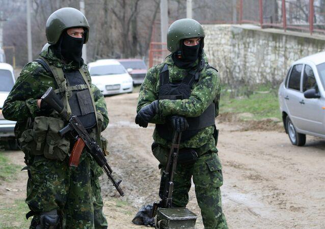 Operacja antyterrorystyczna w Dagestanie