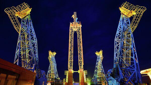 Kosmodrom Wostocznyj - Sputnik Polska