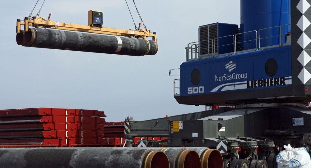Budowa Gazociągu Północnego-2