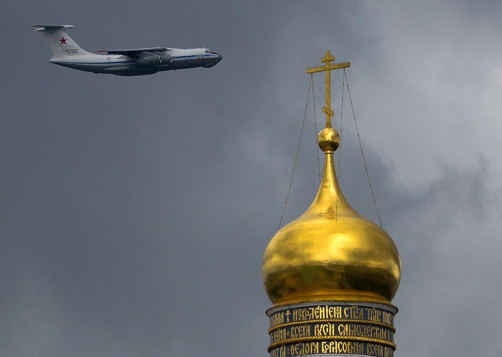 """Strategiczny samolot transportowy AN-124-100 """"Rusłan"""""""