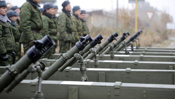 Wycofanie sprzętu wojskowego w DRL - Sputnik Polska