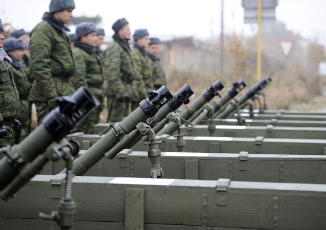 Wycofanie sprzętu wojskowego w DRL