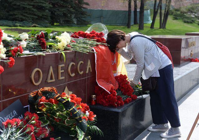 Rocznica tragicznych wydarzeń z 2 maja 2014 roku w Odessie