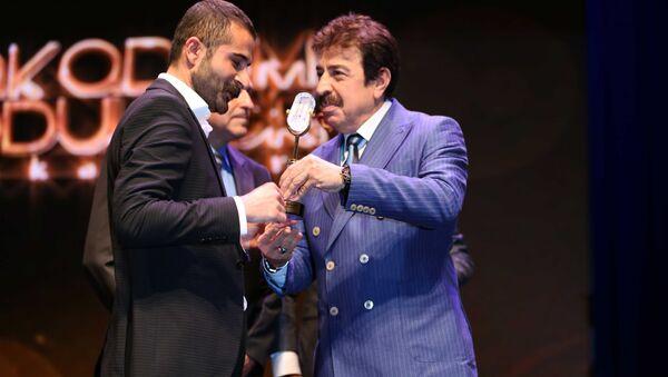 Sputnik otrzymał najważniejszą w Turcji nagrodę w dziedzinie radiofonii - Sputnik Polska