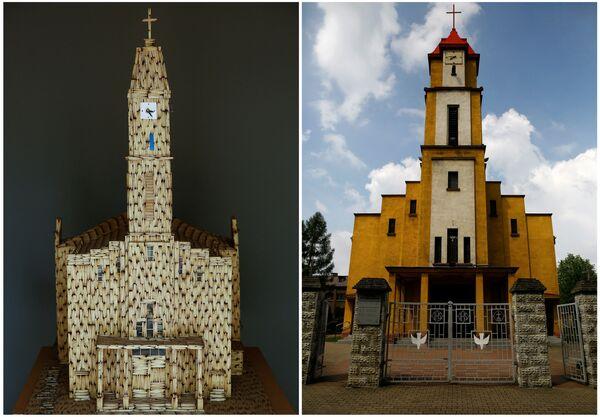Kościoł Świętego Ducha w Rudzie Śląskiej - Sputnik Polska