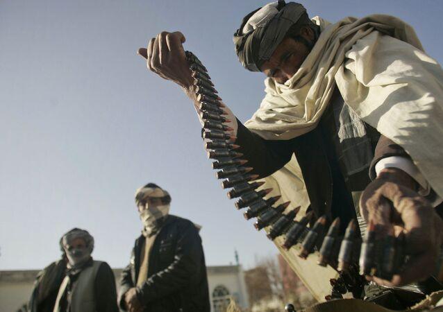 Afgańscy Talibowie