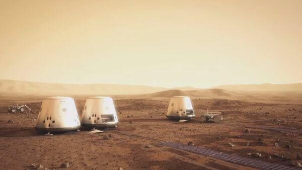 Mars One - Sputnik Polska