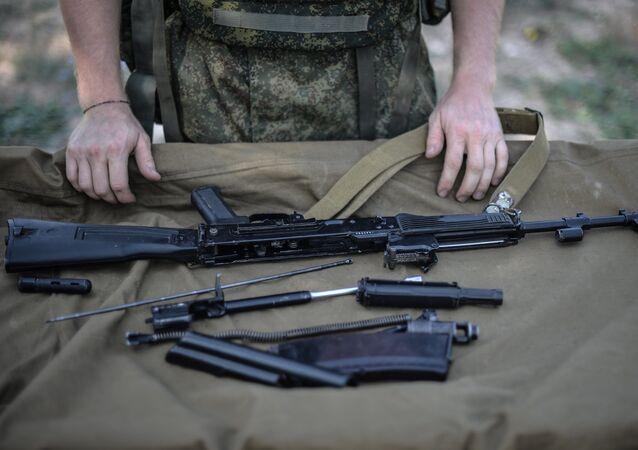 Kałasznikow AK-47