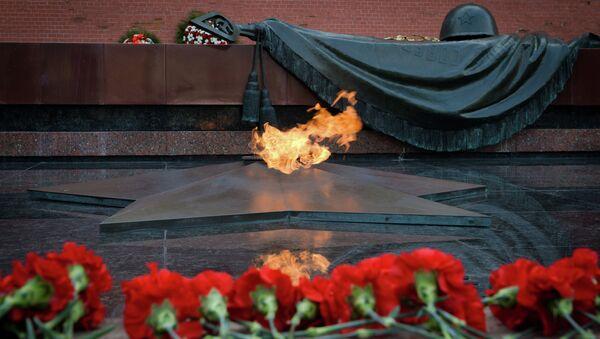 Grób Nieznanego Żołnierza w Moskwie - Sputnik Polska