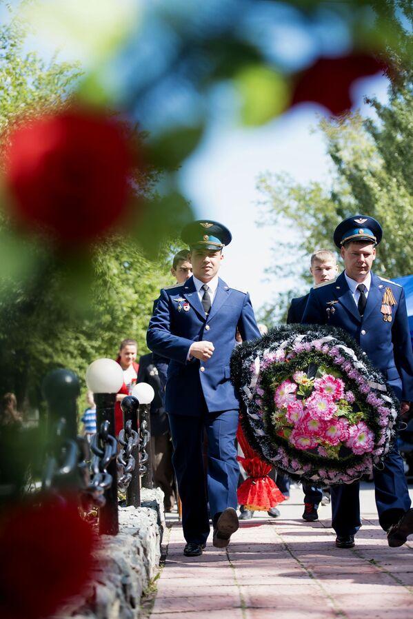 Akcja Nieśmiertelny Pułk w Kirgistanie - Sputnik Polska