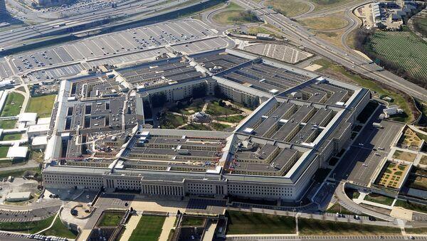 Siedziba Pentagonu w Waszyngtonie - Sputnik Polska