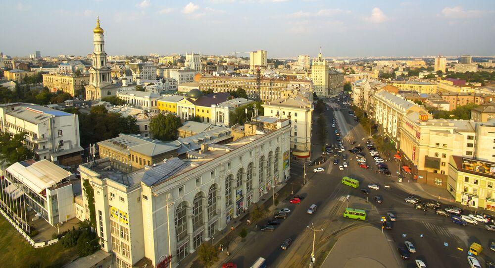 Panorama Charkowa