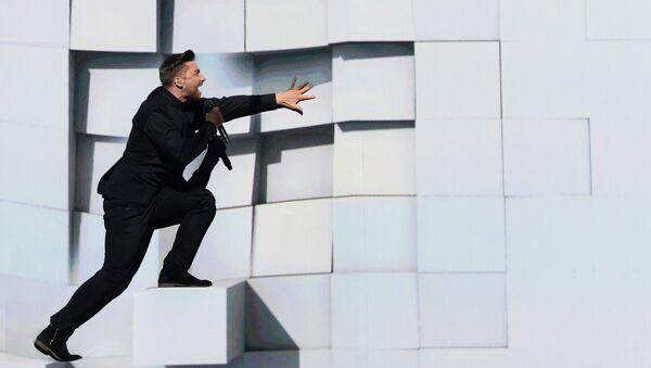 """Rosjanin Siergiej Lazarew wykona kompozycję """"You are the only one"""" (""""Jesteś jedyna"""") - Sputnik Polska"""