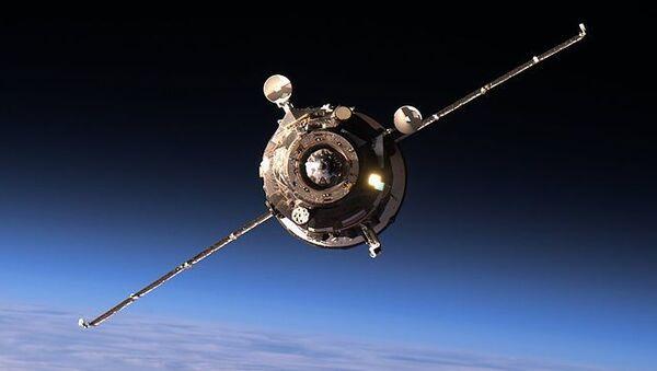 Zmodernizowany statek transportowy Progress MS-02 - Sputnik Polska