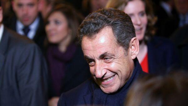 Nicolas Sarkozy - Sputnik Polska