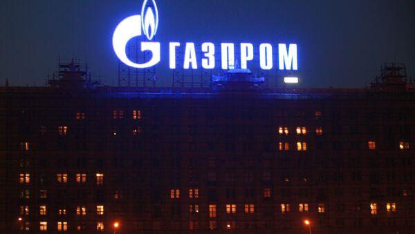 Gazprom - Sputnik Polska