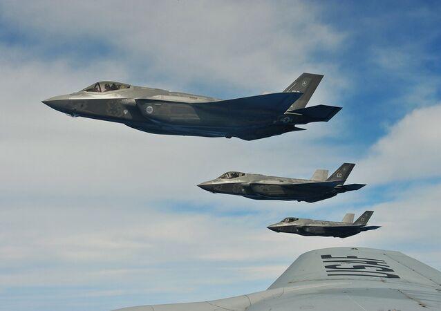 Myśliwce F-35