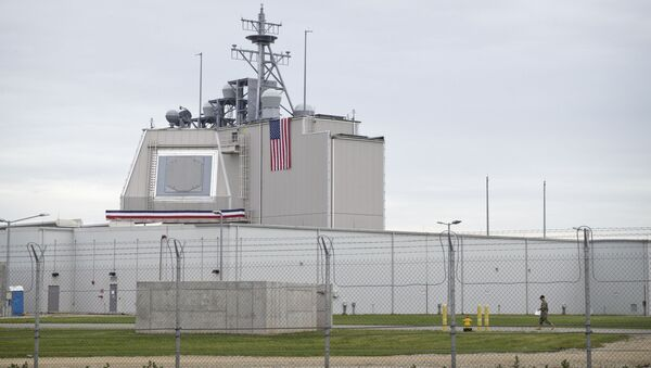 System antybalistyczny USA w bazie Deveselu w Rumunii - Sputnik Polska