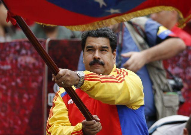 Prezydent Wenezueli Nicolas Maduro
