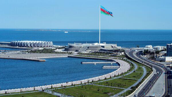 Stolica Azerbejdżanu, Baku - Sputnik Polska