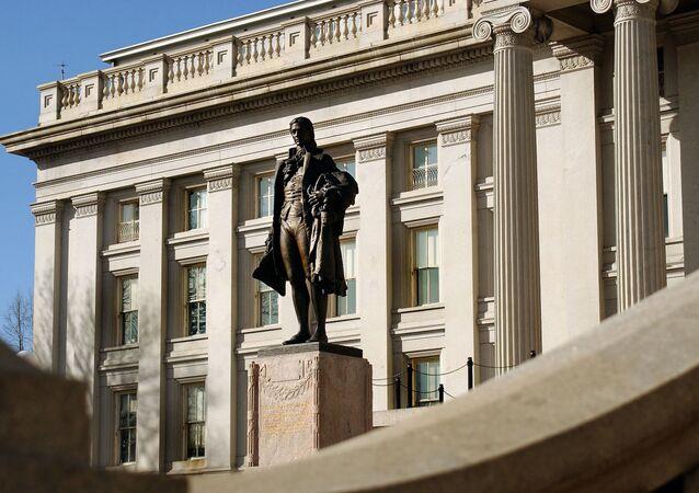 Departament Skarbu Stanów Zjednoczonych w Waszyngtonie