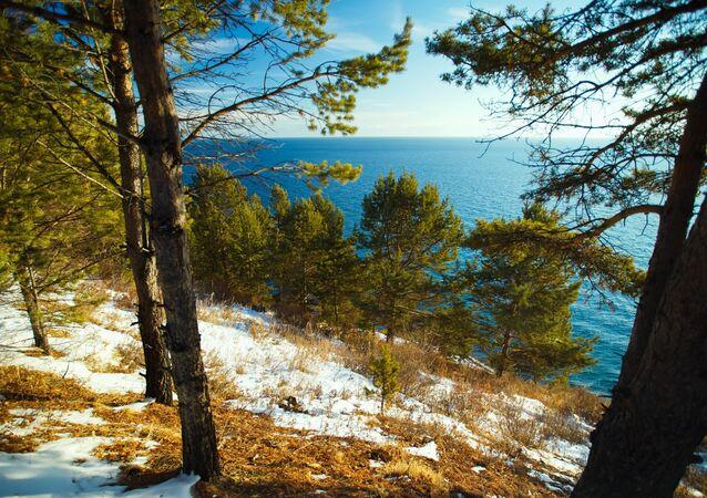 Jezioro Bajkał, Rosja