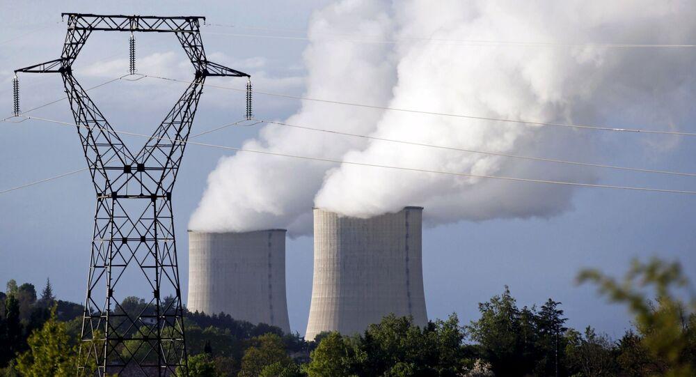 Elektrownia atomowa we Francji