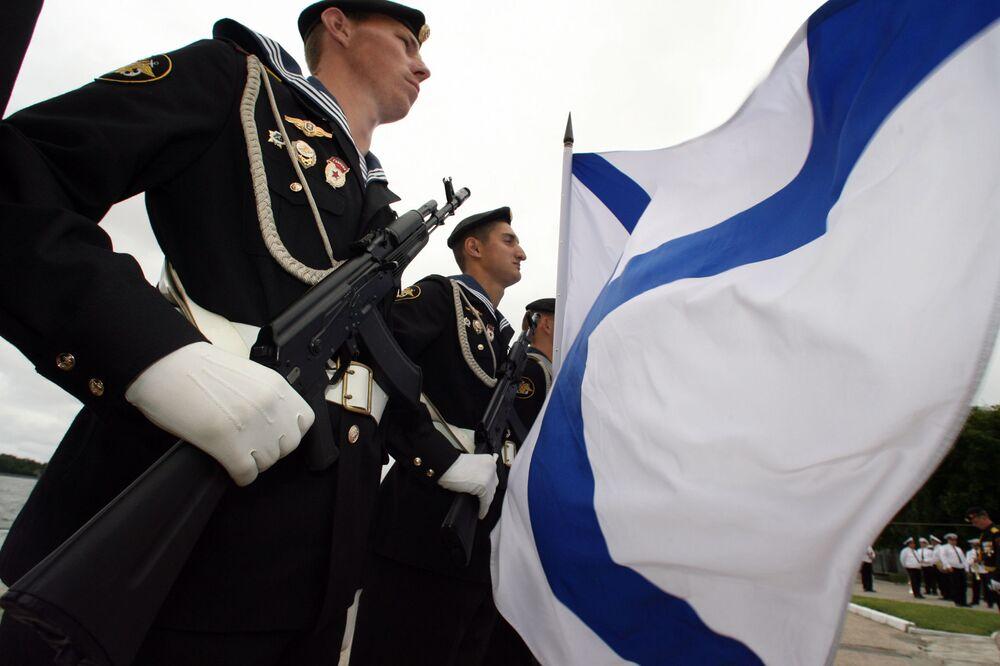 Obchody Święta Maryanarki Wojennej w Bałtijsku
