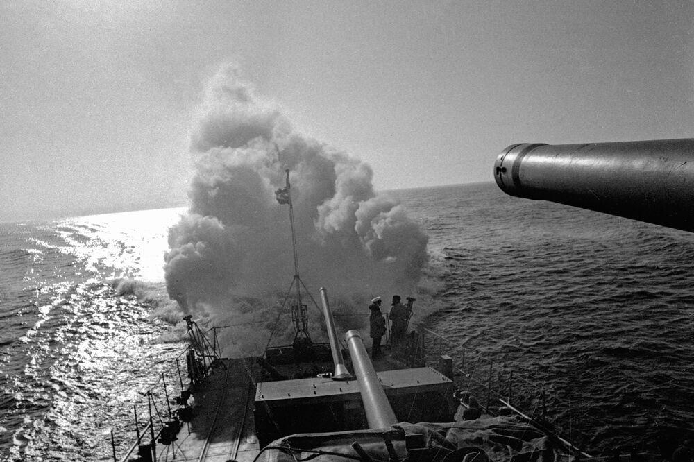 Torpedowiec Floty Bałtyckiej podczas II wojny światowej