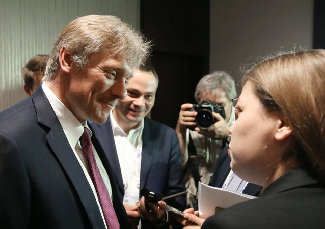 Rzecznik rosyjskiego prezydenta Dmitrij Pieskow