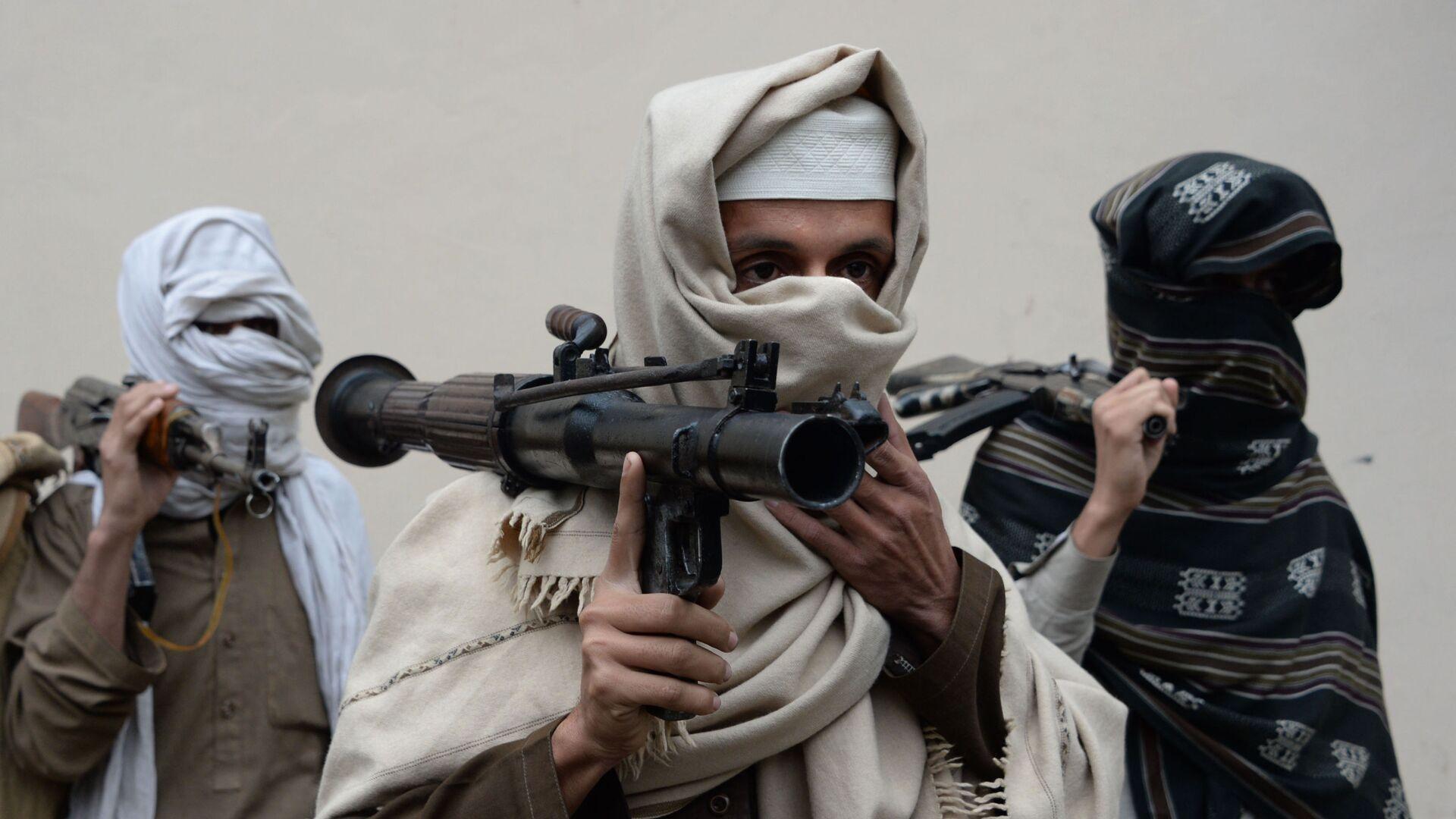 Afgańscy talibowie - Sputnik Polska, 1920, 24.07.2021
