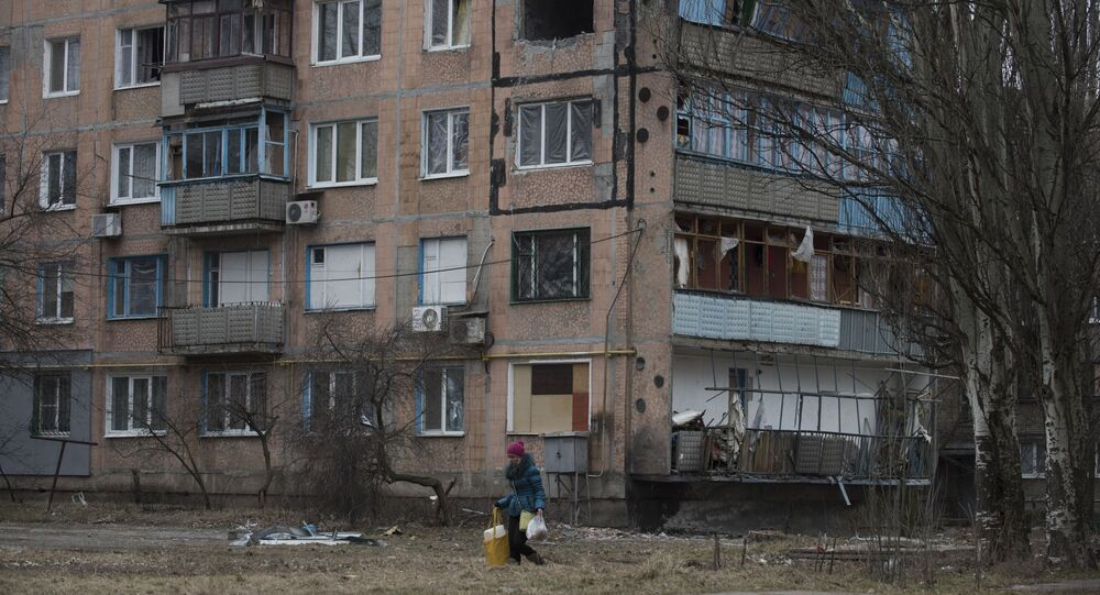 Awdijiwka, Donbas