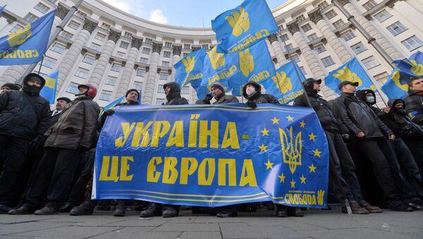 Ukraina to Europa - Sputnik Polska