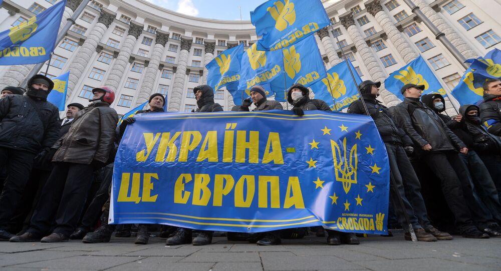 Ukraina to Europa