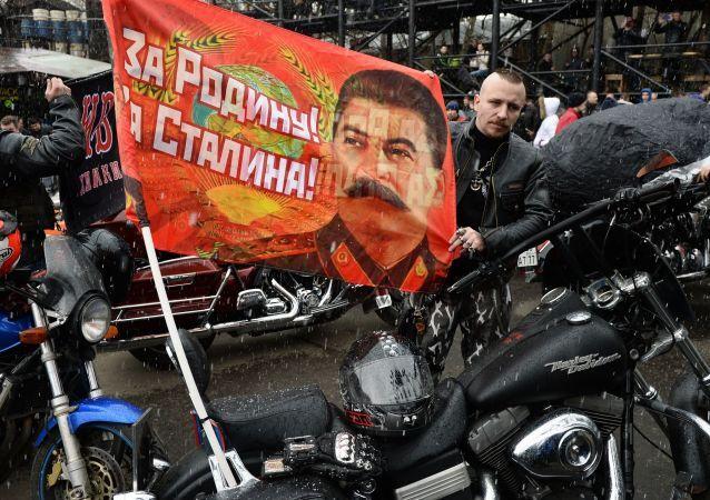 Rajd motocyklowy Moskwa-Berlin poświęcony 70. rocznicy zwycięstwa w Wielkiej Wojnie Ojczyźnianej.